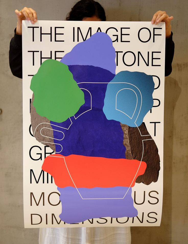 """mogollonny: """"""""The Image Of The Stone"""" Poster """""""
