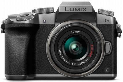 Panasonic LUMIX G7 4K Mirrorless Interchangeable Lens Camera