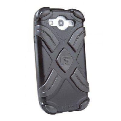 Чехол для смартфона Forward Samsung Galaxy S3 черный (EPHS00101BE)  — 658 руб. —  Противоударный чехол для Samsung Galaxy S3, EXTREME реактивная защита от удара и падений (RPT ™), черный/черный, G-Form.