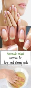 I know many women that have problems with nail growth. If you want long nails, you need strong nails. There are a lot of natural methods designed for nail growth and strengthening them. In order to…