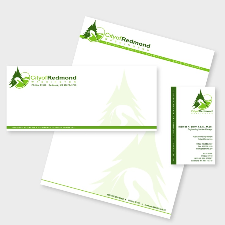 27 best Letterhead, business card, envelope images on Pinterest ...