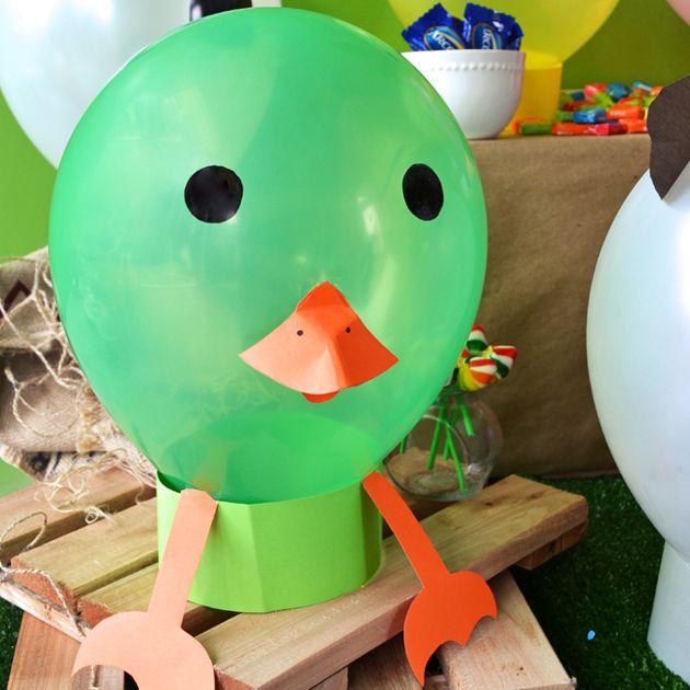 Personalizá tus globos con forma de animales | Cumple Arcor