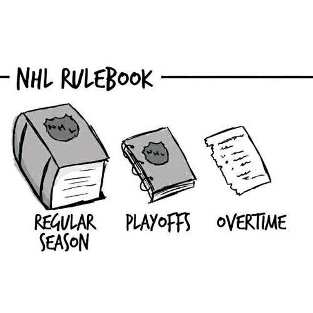 "I think that last ""book"" applies to #youthhockey tournaments too"