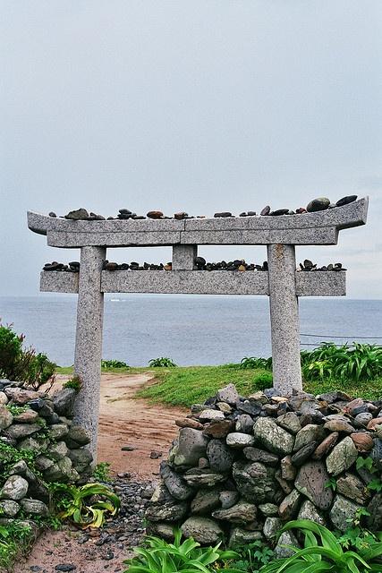 角島(山口・下関) Tsunoshima Island, Shimonoseki, Yamaguchi, Japan