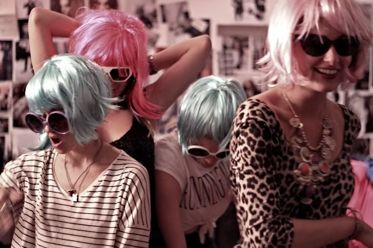 Im gonna have a Wig Party!! I am so excited about picking out my wig!!
