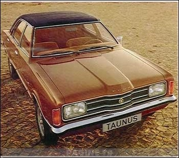 Ford Taunus & 24 best Ford Taunus images on Pinterest | Ford Car and Cars markmcfarlin.com