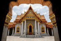 Bangkok Temples Tour including reclining Buddha at Wat Pho #recliningbuddha #watpho