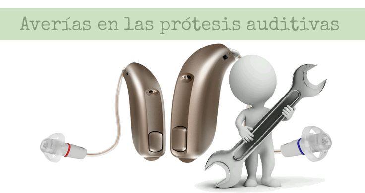 El audífono, componentes, montaje, averias y reparación