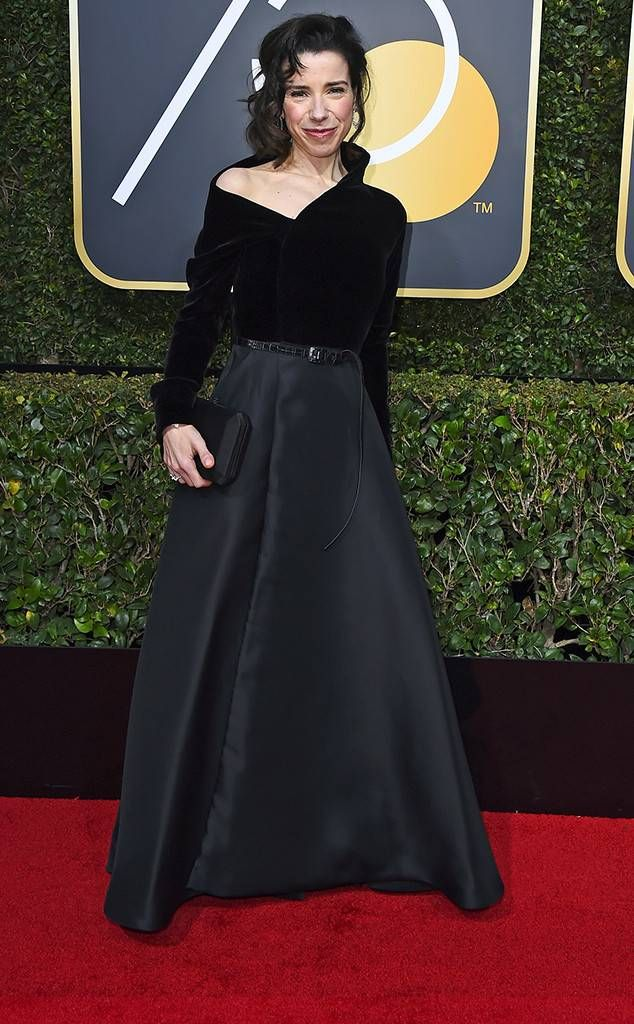 Sally Hawkins From 2018 Golden Globes Red Carpet Fashion Fashion Golden Globes Red Carpet Red Carpet Fashion