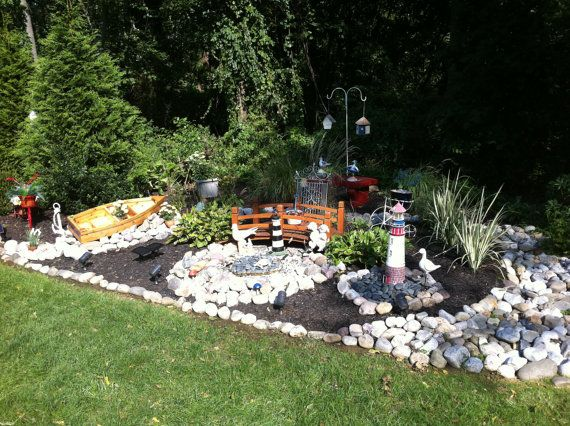 Nautical Outdoor Decor Ideas: 25+ Best Ideas About Nautical Landscaping On Pinterest