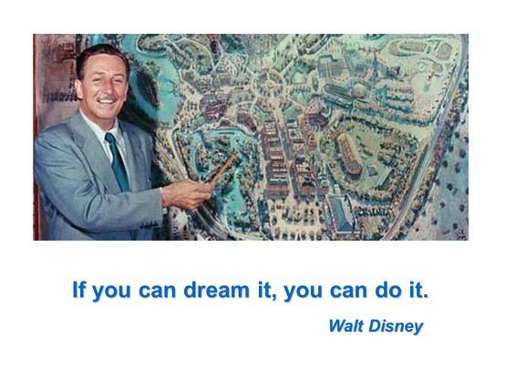 Walt disney leader