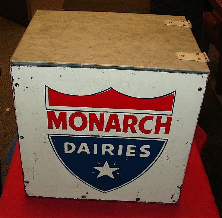 Monarch Dairies Milk Box, Salida, Colorado