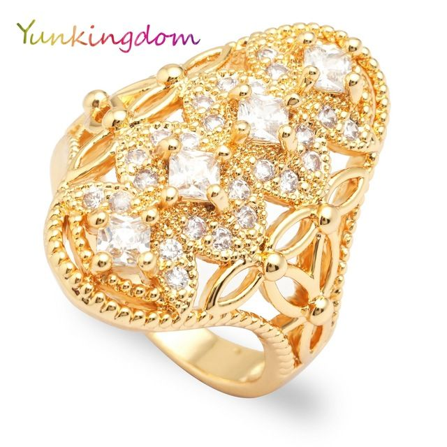 New crystal fashion jóias anéis do sexo feminino acessórios do traje de natal presentes