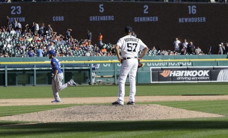 Francisco Rodriguez meltdown costs Tigers in wild card race = The Detroit Tigers had everything under control.  They took a five-game winning streak into the ninth inning Saturday afternoon, and even though there were two runners on base, Francisco Rodriguez had a two-run lead and an.....