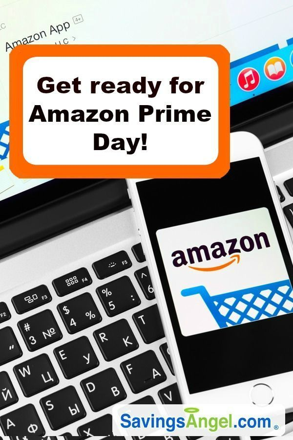 Get Ready For A Huge Amazon Discount Day Amazon Prime Day