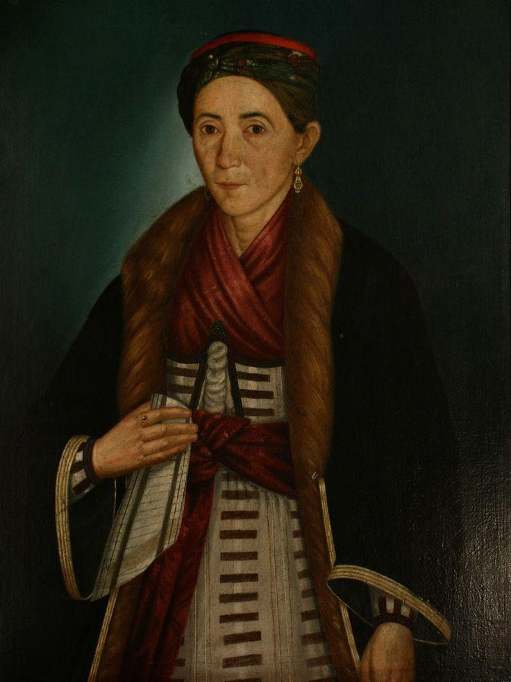 """Stara Smederevka"" (An old woman from Smederevo) by Arsenije Petrović"