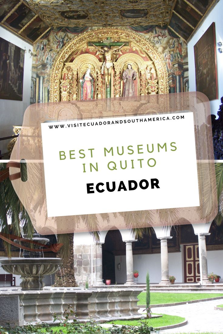 You can find some of the best museums in #SouthAmerica in the capital city of #Ecuador #Quito