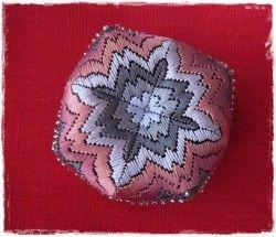 Бискорню Барджелло.  #рукоделие #дизайнывышивки #машиннаявышивка #handmade #хобби #творчество #рукоделки