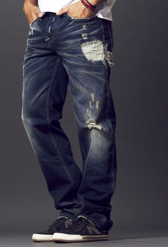 Mens Jeans - Click on image to visit www.pooz.com