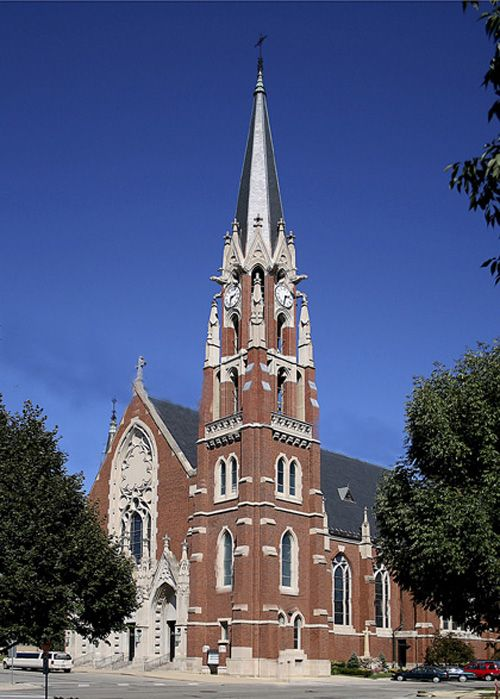 Church of St. Peter and Paul, Naperville, Illinois