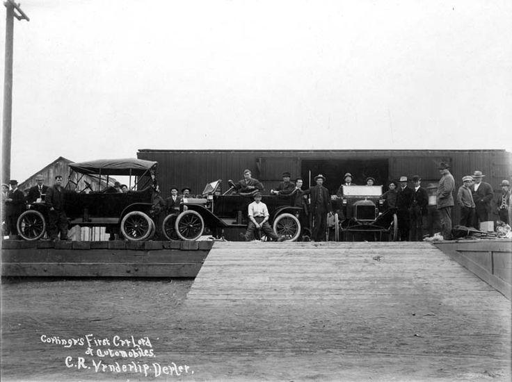 Model T Ford Forum: Old Photo - Model T Era - Oilfields, Coalinga California