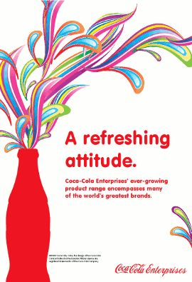 @Coca-Cola careers and training - Coca-Cola Enterprises is responsible for manufacturing, selling and distributing a wide range of products including energy drinks, still and sparkling. http://www.graduate-jobs.com/training_scheme/Coca_Cola_CCE_graduate-jobs/