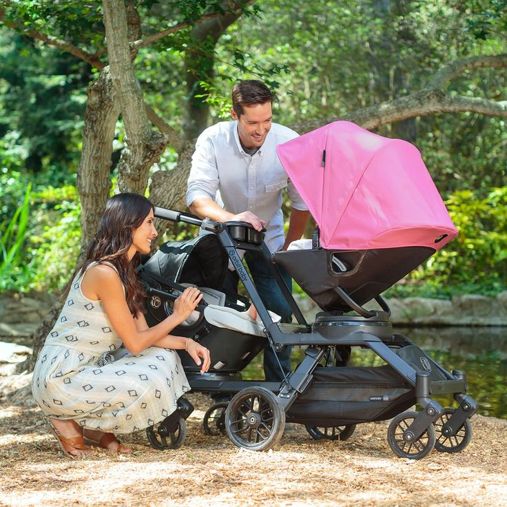 Orbit Baby Double Stroller Kit (formerly Helix Plus