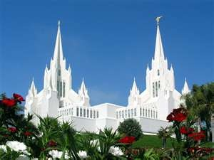 San Diego, CA Temple
