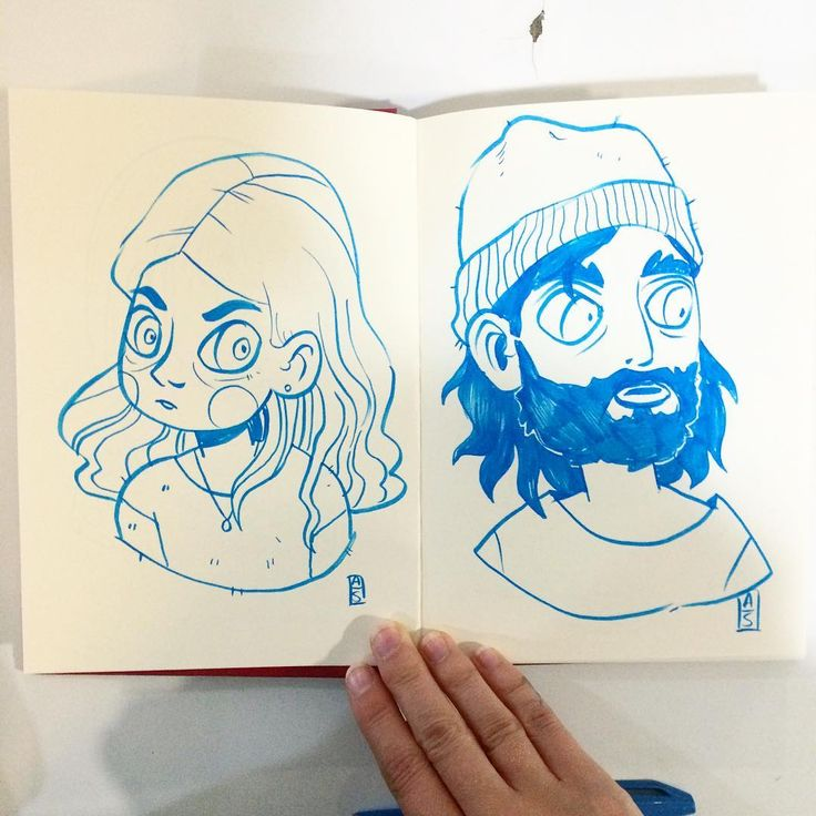 Hostel people part II 🏨🏨  .  .  .  #annaschillings #sydneyartists #sydneyartist #artist #art #illustration #illustrator #illustrate #drawing #draw #sketchbook #sketches #dailyart #instaart #character #characterdesign