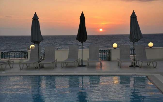 MESSINA MARE seaside hotel, Peloponnese