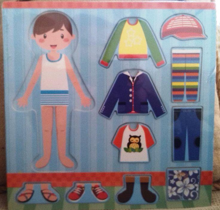 ENCAJE MADERA NIÑO (7,25€) #encajeinfantil  http://www.babycaprichos.com/puzle-de-madera-encaje-nino.html