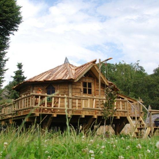 Bij Natuurcamping de Nieuwenhof kan je bijzonder overnachten. Slapen bij de schapen op het natuurkampeerterrein of een van de speciale schaapskooitjes