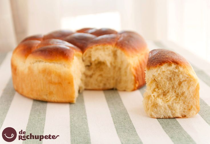 Desayunos #derechupete con un brioche casero o pan dulce http://www.recetasderechupete.com/brioche-pan-dulce/14325