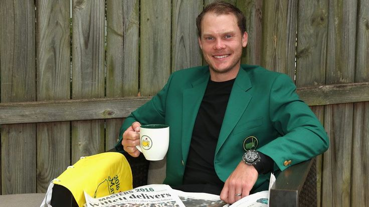 Masters Champ Danny Willett Talks About His Golf Clubs