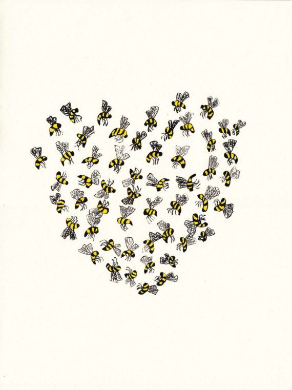 bee love.                                                                                                                                                                                 More