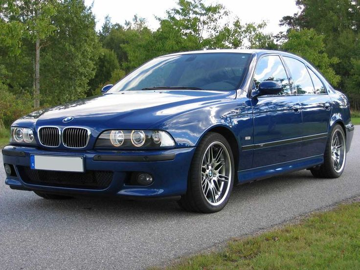 View BMW E39