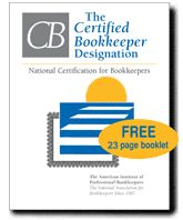 AIBP - The Certified Bookkeeper Designation