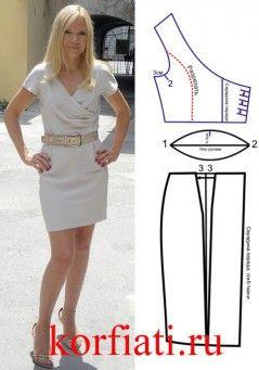 O teste-vestido de algodão-