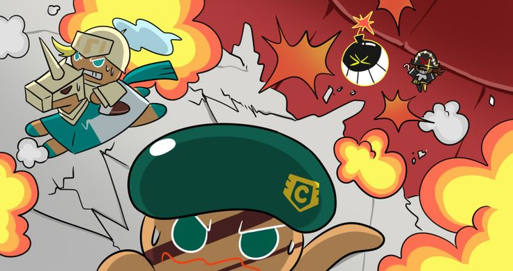 Attack on Cookie Run by jgu112