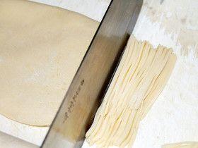 簡単絶品!手打ちラーメン by XLR250R [クックパッド] 簡単おいしいみんなのレシピが250万品