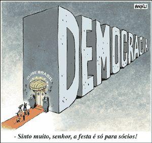 E Viva a Farofa!: 2016 e o enfraquecimento da democracia brasileira