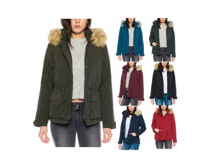 Only Damen Jacke Parka mit Fell-Kapuze onlStarlight Jacket ,Größe: S, Farbe: Bordeaux Jetzt bestellen unter: https://mode.ladendirekt.de/damen/bekleidung/jacken/sonstige-jacken/?uid=4bf1478b-ab8b-5df1-b2fc-62fd8b8b6217&utm_source=pinterest&utm_medium=pin&utm_campaign=boards #sonstigejacken #bekleidung #jacken