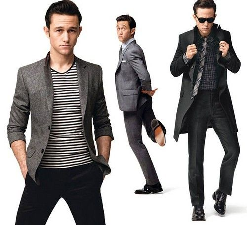 JGL is a quintessential Natty Guy. He's a great style icon for the modern gentleman.