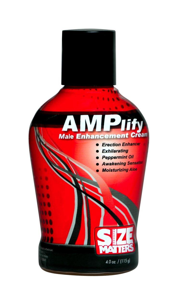 AMPlify Male Enhancement Cream (4 oz)