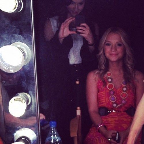 Troian Bellisario (Spencer Hastings) and Vanessa Ray (Cece ...