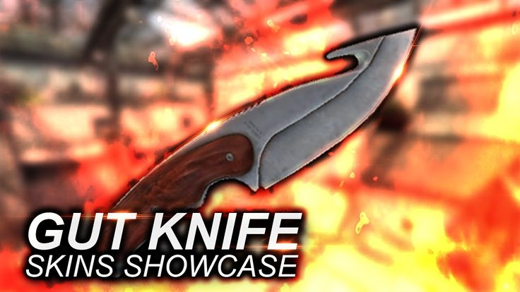 CS:GO Gut Knife - ALL SKINS SHOWCASE + PRICES IN DESCRIPTION