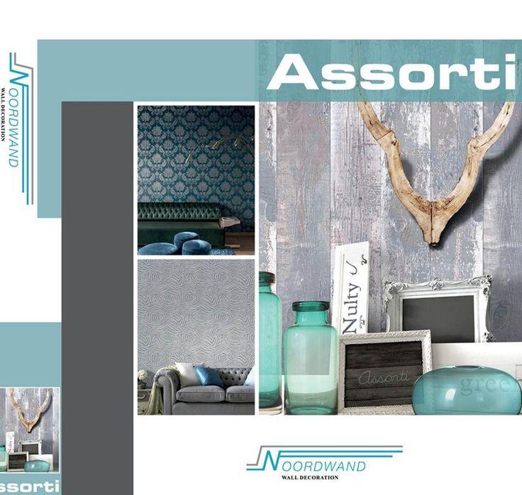 Assorti - Noordwand Wall Decoration