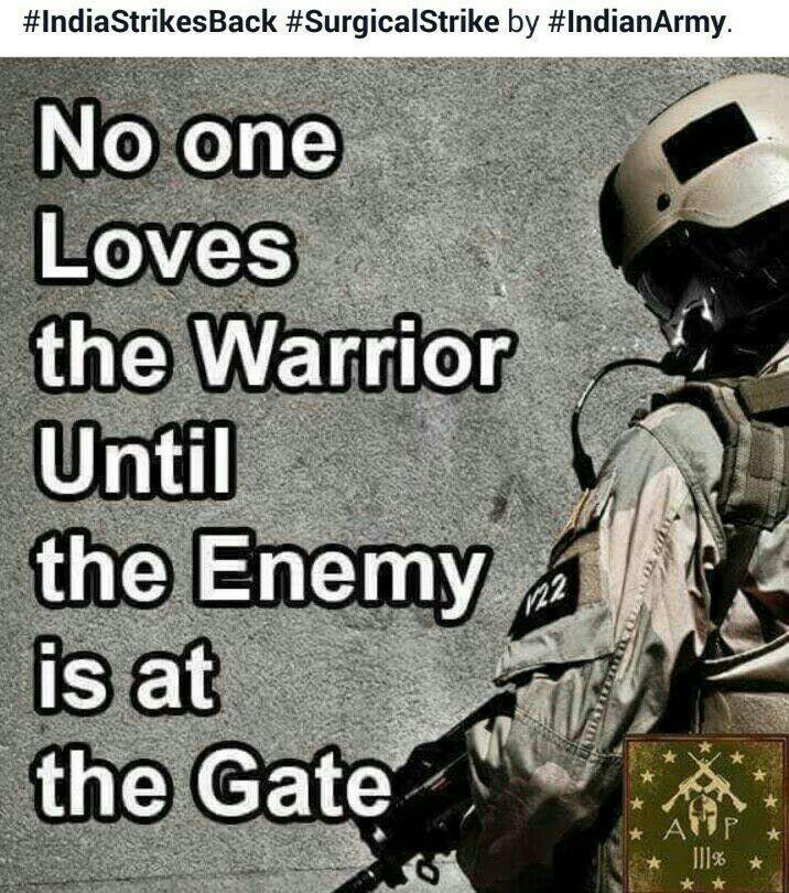 Freundschaftszitate der Armee