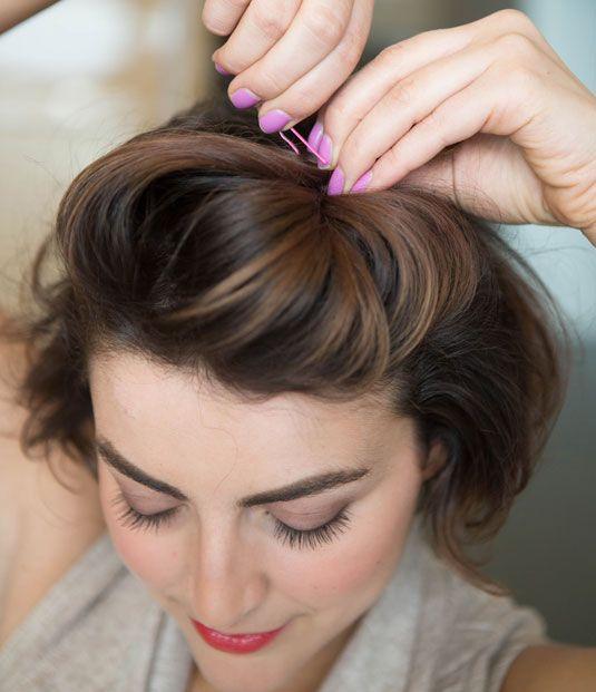 Schicke Frisuren Für Kurze Haare Frisur Frisur