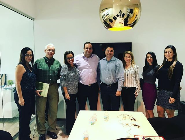 Thanks to Judith Peraza from @perlandtitle and  Gustavo Machado @gmachadoch  from @unionhomemortgage for today's training in my office / Muy agradecido con Judith Peraza de @perlandtitle y a Gustavo Machado de @unionhomemortgage por el entrenamiento de hoy en mi oficina.  #miami #miamirealestate #luxuryrealestate #miamibroker #borluvrealestate #miamihomes #investinmiami #sellingmiami #realestateagent #luxuryhomes #milliondollarlisting #investments #venezuela #mexico #peru #localrealtors…